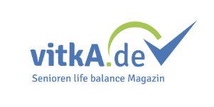 Logo vitkA Senioren life balance Magazin